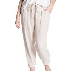 d1b9ebfabe Women s Plus Size Linen Drawstring Pants on Poshmark